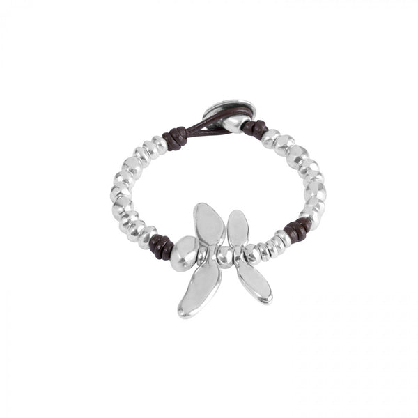 Free Dragonfly - Silver