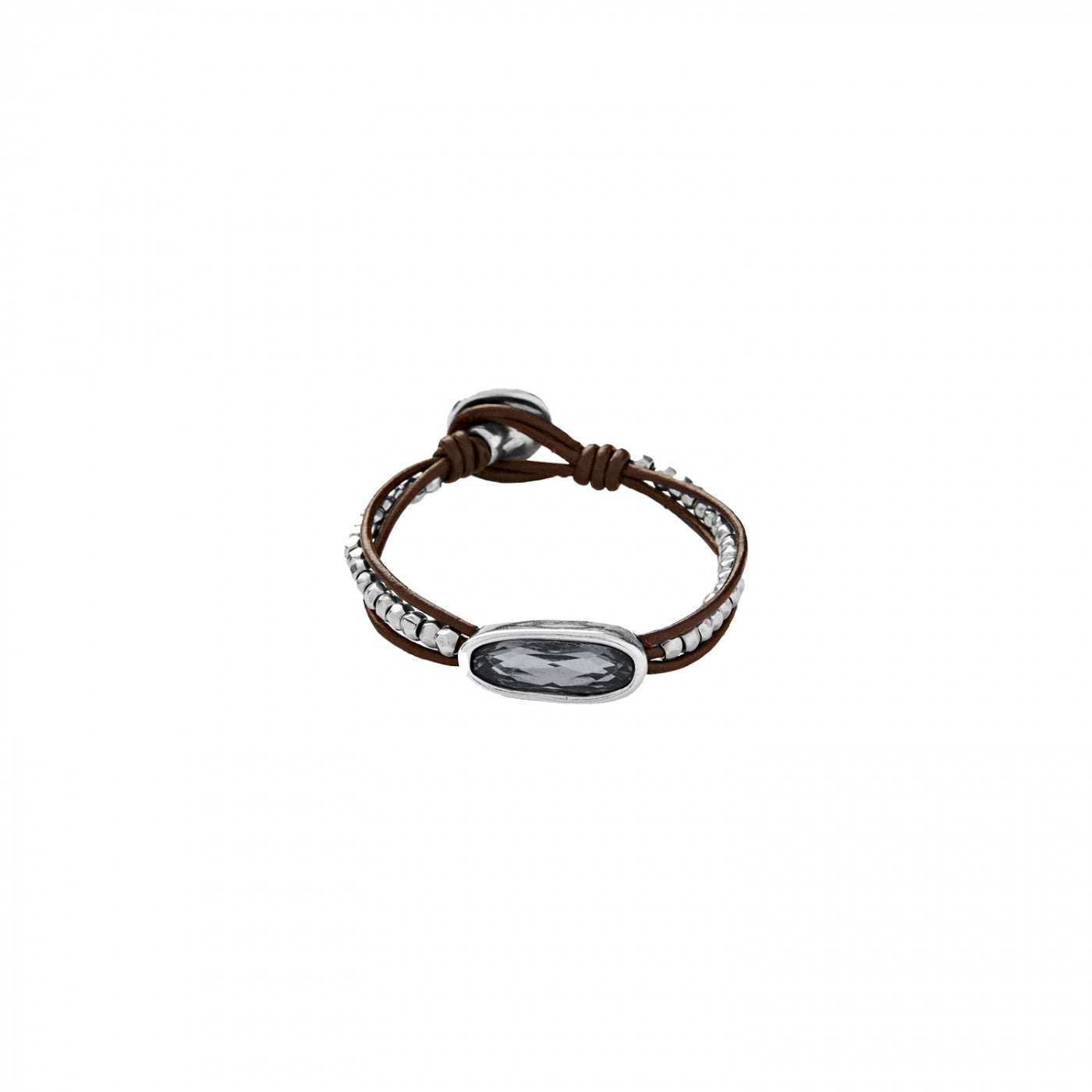The Tribe Bracelet - Grey