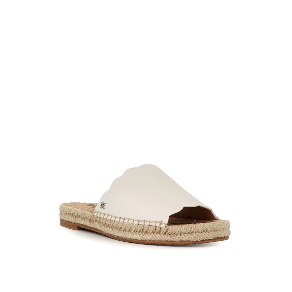 Andy Slide Sandal - White