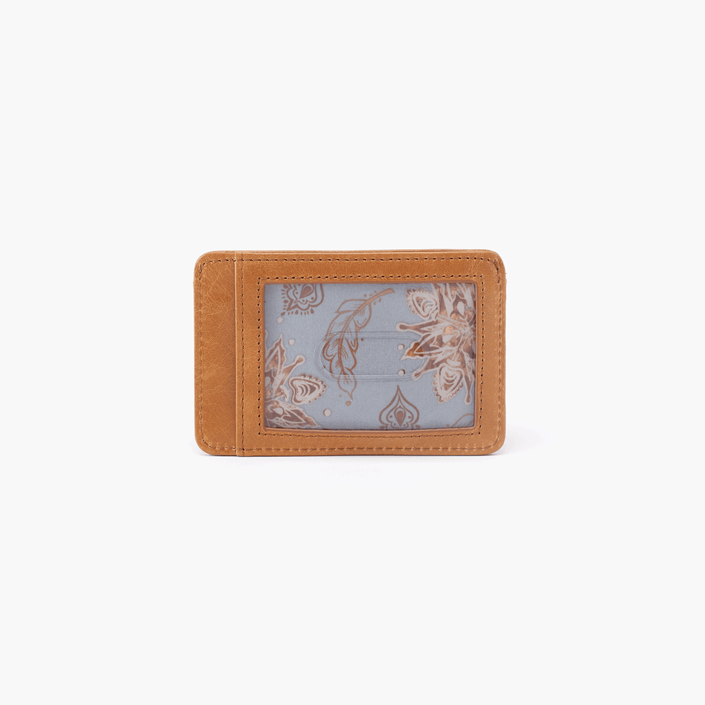 Works Credit Card Wallet - Honey