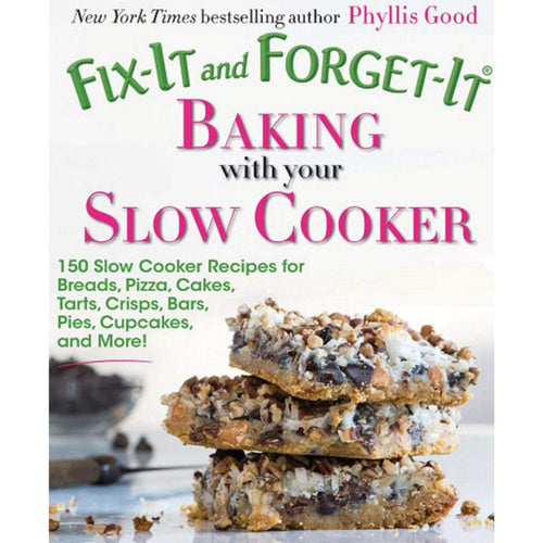 Book Fix it And Forget It Slow Cooker Baking with Food Styling Interior by Natalie Over 100+ Photos