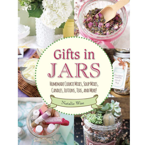 Book Gifts in Jars by Natalie Wise Paperback Book