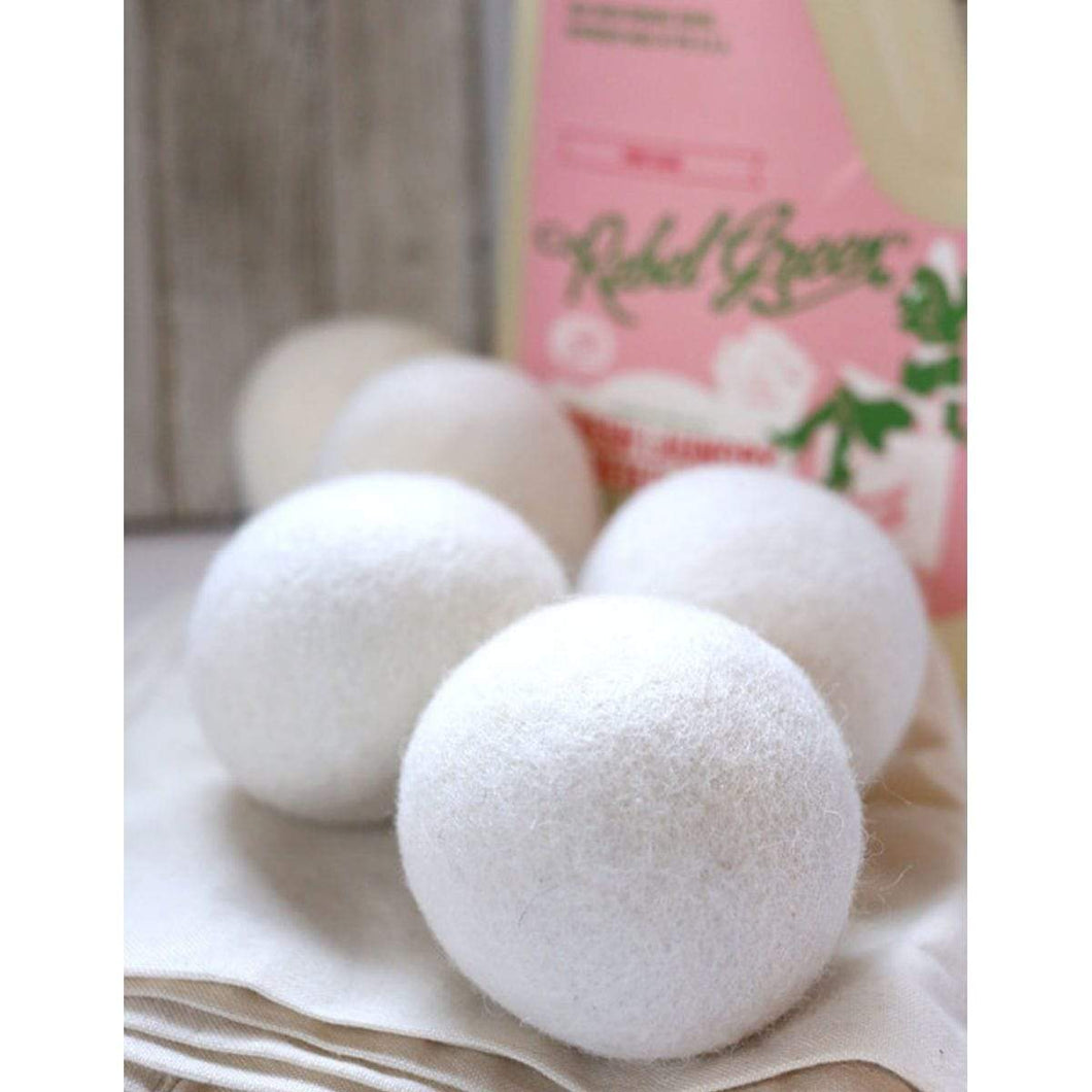 Cleaning Products 100% Organic Wool Dryer Balls