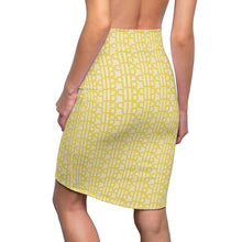 Load image into Gallery viewer, Pencil Skirt - Positive Wave Brand