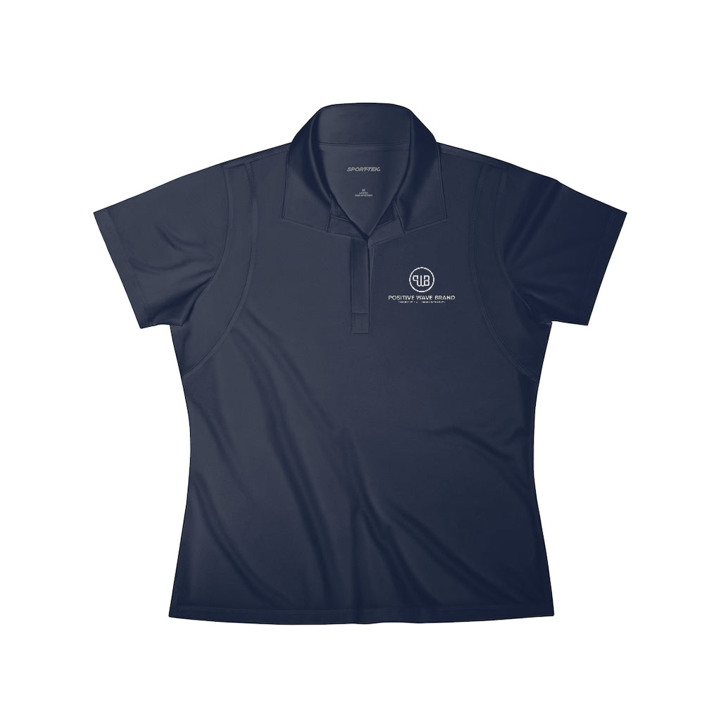 Women's Polo Shirt - Positive Wave Brand