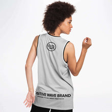 Load image into Gallery viewer, Basket Ball Jersey - Positive Wave Brand