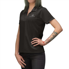 Load image into Gallery viewer, Women's Polo Shirt - Positive Wave Brand