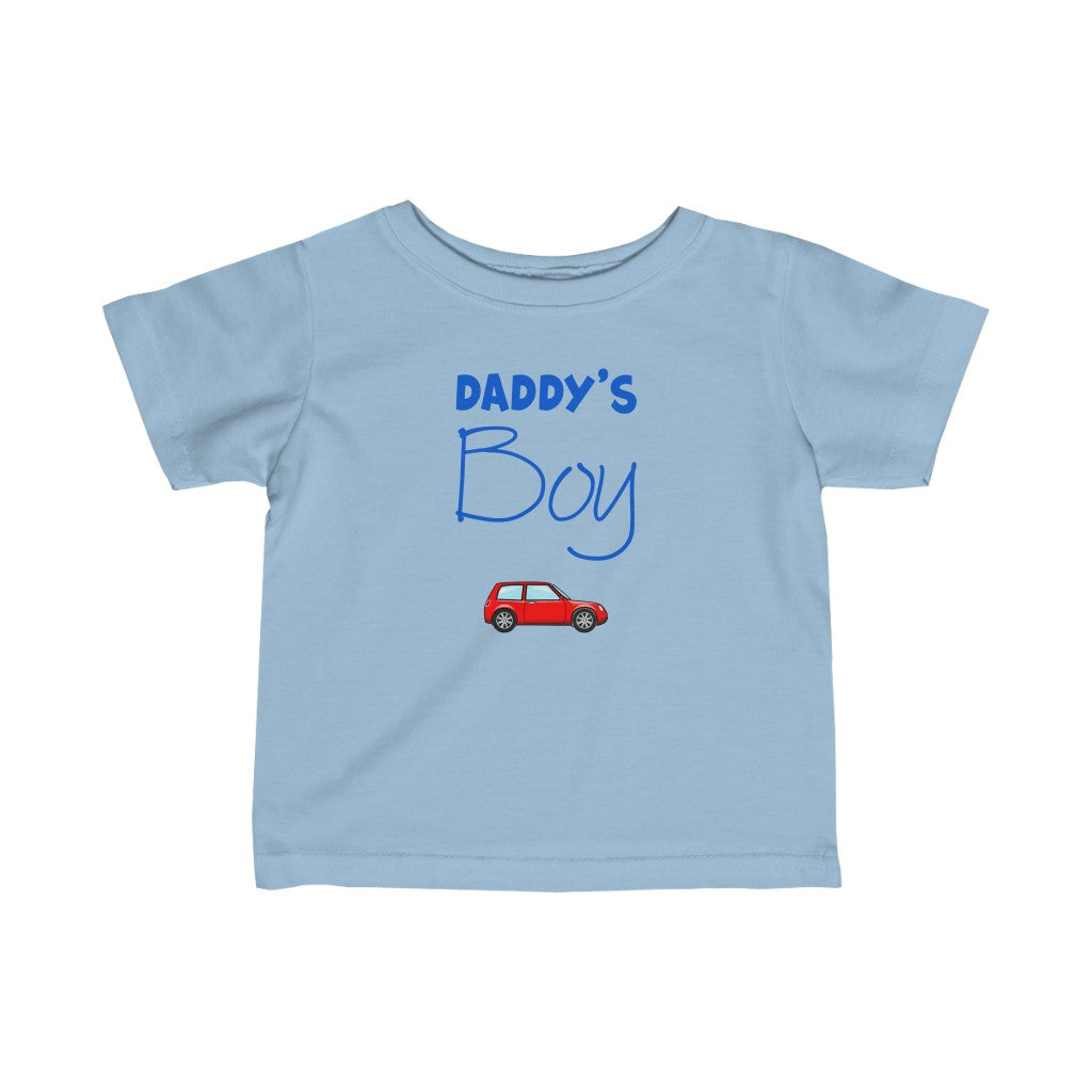 Infant T-shirt - Daddy's Boy