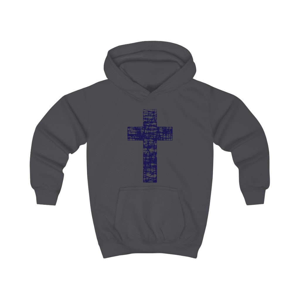 Kids Hoodie - The Cross