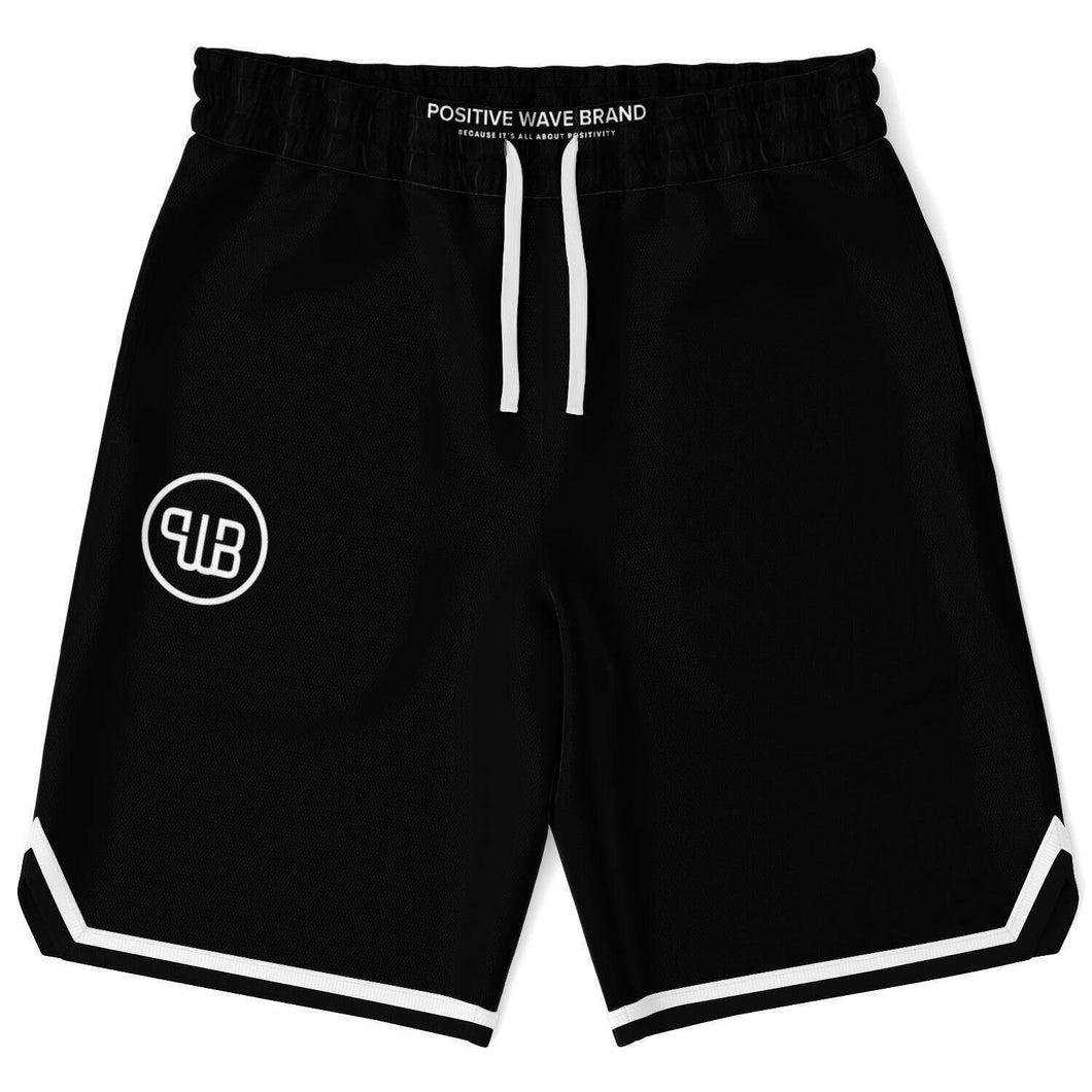 Basket Ball Shorts - Positive Wave Brand
