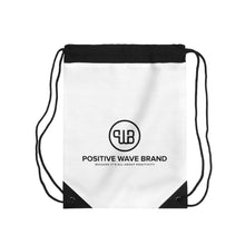 Load image into Gallery viewer, Drawstring Bag - Positive Wave Brand