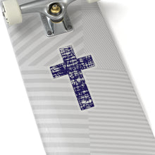 Load image into Gallery viewer, Kiss-Cut Sticker - The Cross
