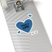 Load image into Gallery viewer, Kiss-Cut Sticker - Product of Love