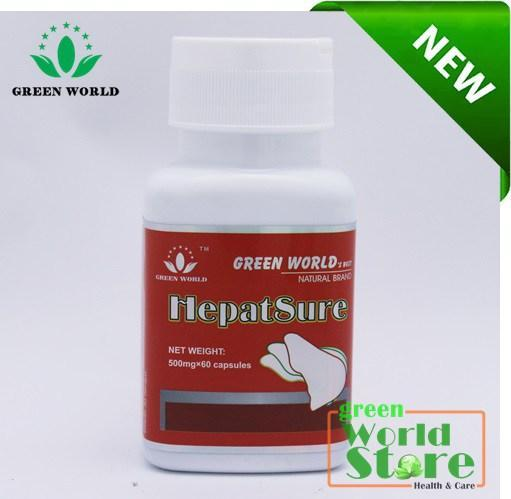 Hepatsure capsules Green World - Green World Products Shop