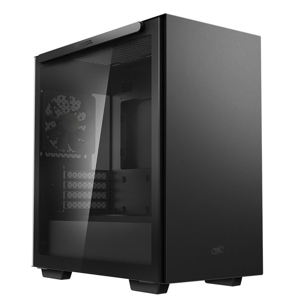 Deepcool MACUBE 110 - microATX Tempered Glass Mid-Tower Case