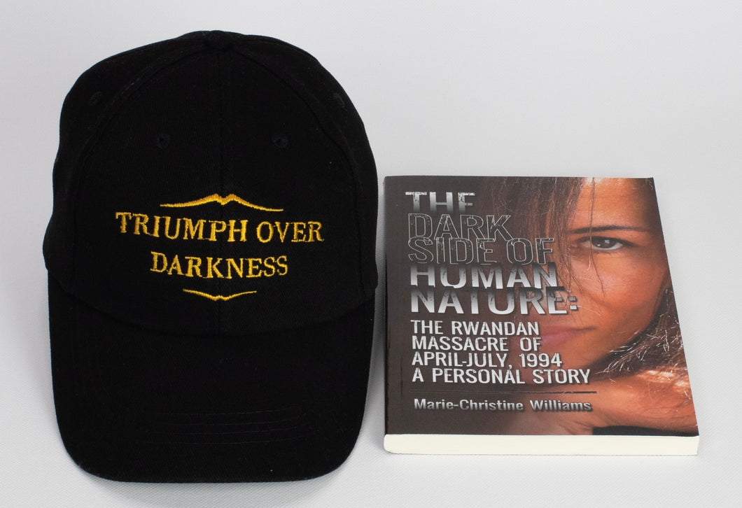 Book and Black Hat Bundle