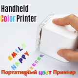 MBrush Handheld wireless Color Printer