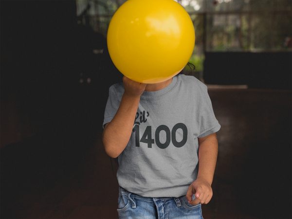 Lil' 1400 Youth Stimmy Tee