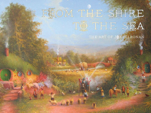 From the Shire to the Sea: The Art of Joe Gilronan