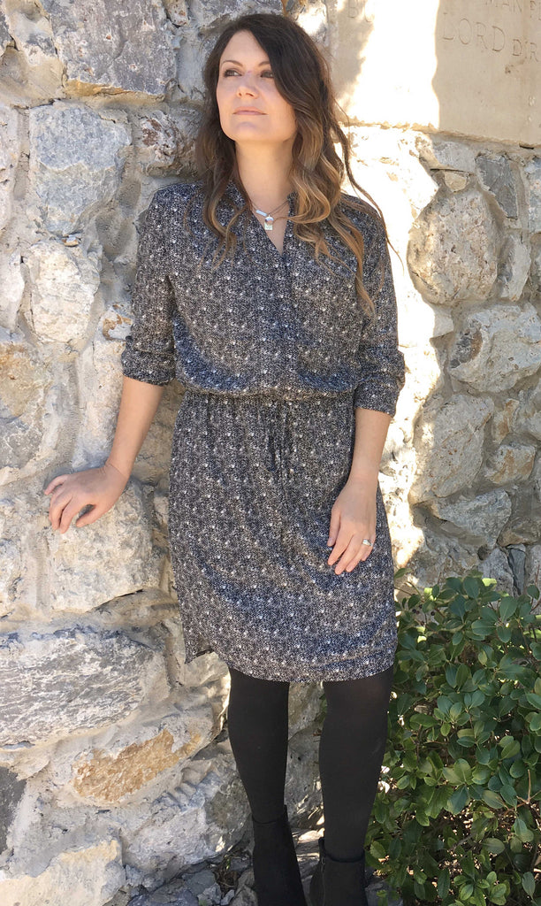 Tried and True Shirt Dress