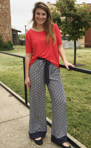 Harper Wide Leg Pants