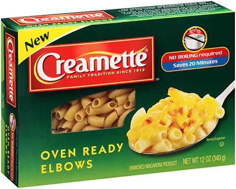 Creamette® Oven Ready Elbows
