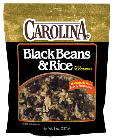 Carolina® Black Beans and Rice