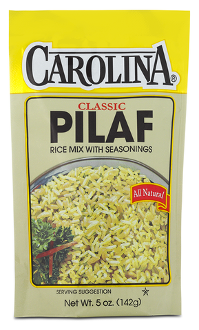 Carolina® Classic Pilaf Rice Mix
