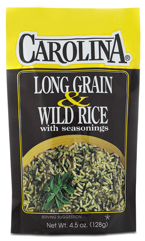 Carolina® Long Grain & Wild Rice Mix