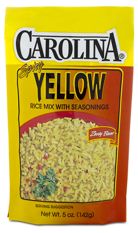 Carolina® Spicy Yellow Rice Mix