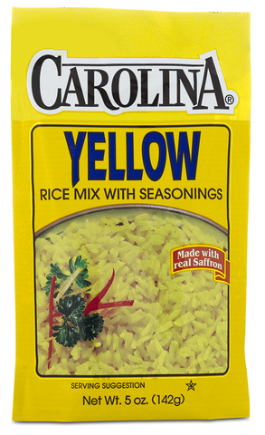 Carolina® Saffron Yellow Rice Mix
