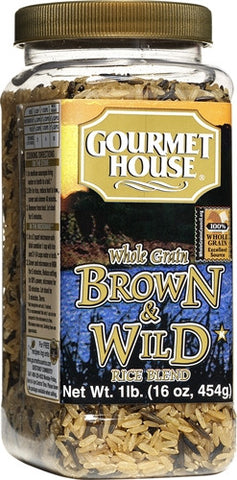 Gourmet House Brown and Wild Rice
