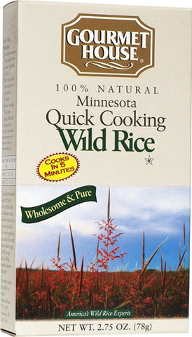 Gourmet House Quick Cook Wild Rice