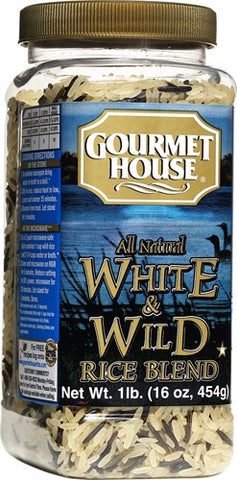 Gourmet House White and Wild Rice