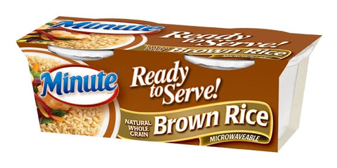Minute Ready To Serve Whole Grain Brown Rice