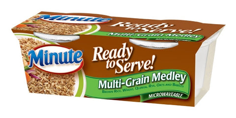 Minute Ready To Serve Multi Grain Medley