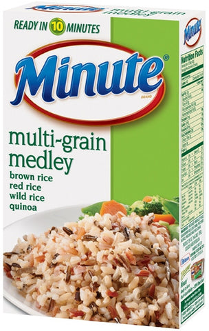 Minute Instant Multi-Grain Medley 14 oz