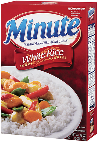 Minute® White Rice 42oz