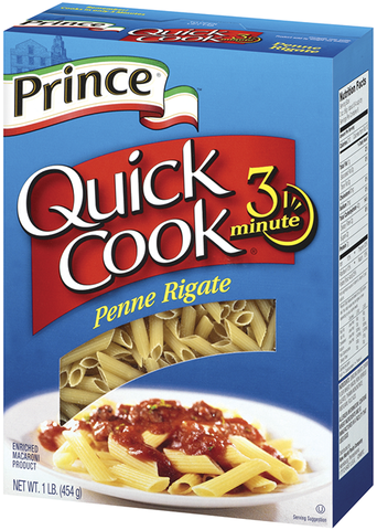 Prince® Quick Cook® Penne Rigate