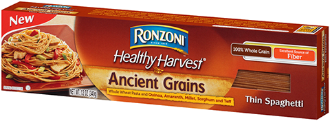 Ronzoni® Ancient Grains Thin Spaghetti