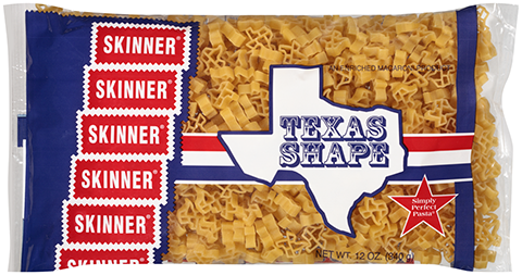 Skinner® Texas Shape