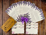 Enduring Love Letters - Purple Passion