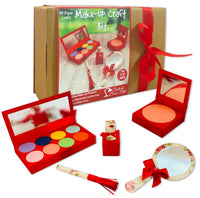 DIY Craft KIT - Makeup Set | 5 in 1 Paper Craft DIY kit for Kids and Adults