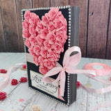 Scrapbook, romantic gift, birthday gift, album