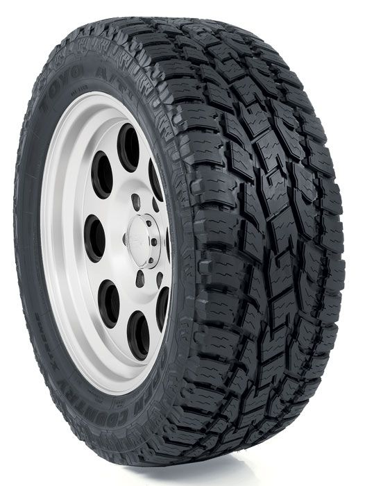P235/75R15-XL TOYO OPEN COUNTRY A/T III