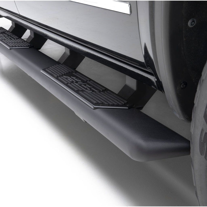 "ASCENTSTEP 5-1/2"" X 75"" BLACK STEEL RUNNING BOARDS, SELECT DODGE DURANGO"