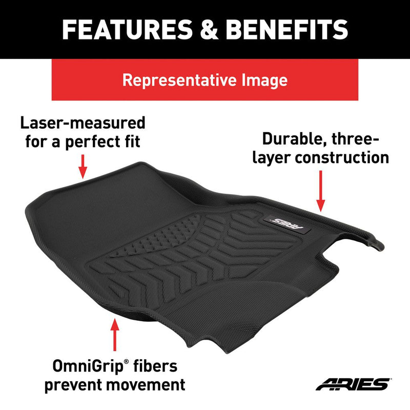 ARIES STYLE GUARD XD FLOOR LINERS