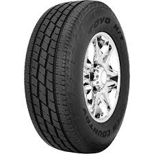 LT225/75R16 TOYO OPEN COUNTRY HTII