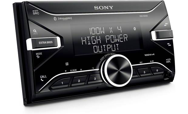 SONY DSX-GS900 High-Power Bluetooth® Media Receiver