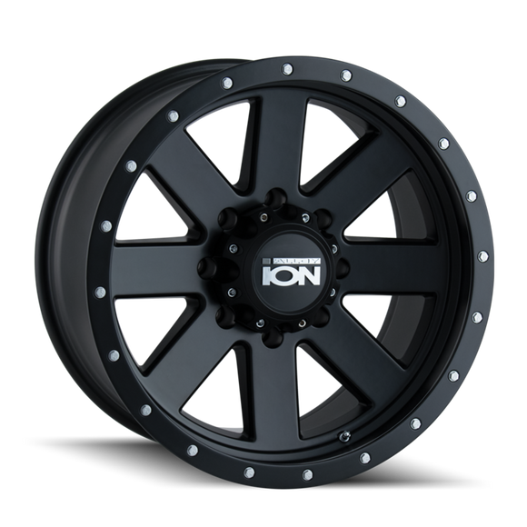 ION Wheels Matte Black
